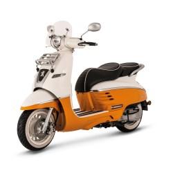DJANGO 125 cc leverbaar .Maak afspraak voor een testrit met 125 cc .: www.bikecorner.be/nl/peugeot